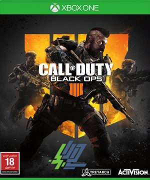 Call Of Duty Black Ops 4 XBOX 1 cover