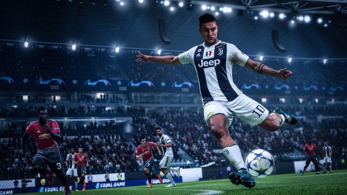 FIFA 19 PS4 -5