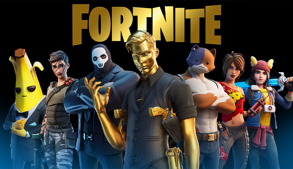 خرید Fortnite V Bucks 1000