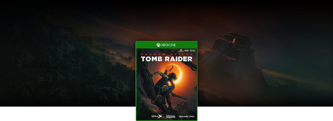 Shadow Of Tomb Raider XBOX ONE-6