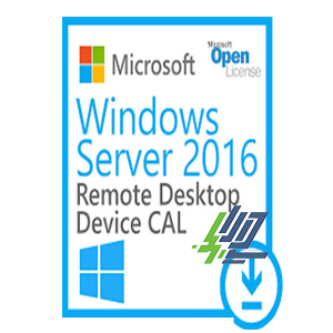 Windows Server 2016 Remote Dekstop 50 Device