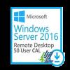 خرید Windows Server 2016 Remote Desktop 50 User