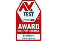 avtest_award_2017_best_performance_bitdefender