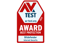 avtest_award_2017_best_protection_bitdefender
