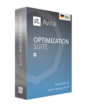 Avira optimization Suit