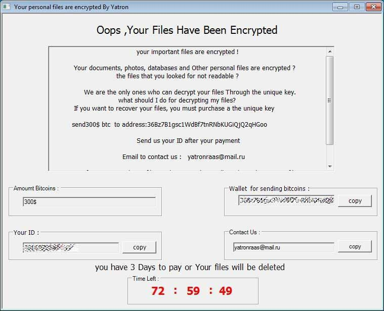 your-perosnal-file-encrypted